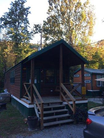 Swannanoa, Kuzey Carolina: Asheville East KOA