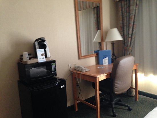 Foto de Holiday Inn Express Hotel & Suites Watertown-Thousand Islands