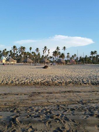 Paraiso, Mexiko: Vista desde la playa 2