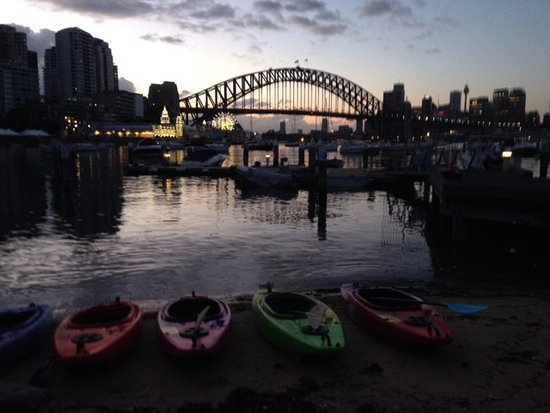 North Sydney, Austrália: About to hit the water! :)