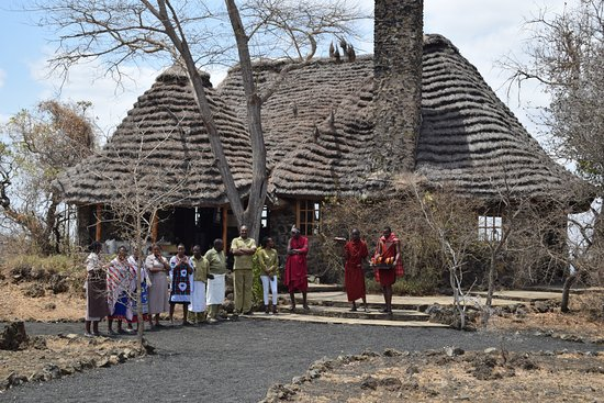 Campi ya Kanzi: A warm welcome at Camp ya Kanzi