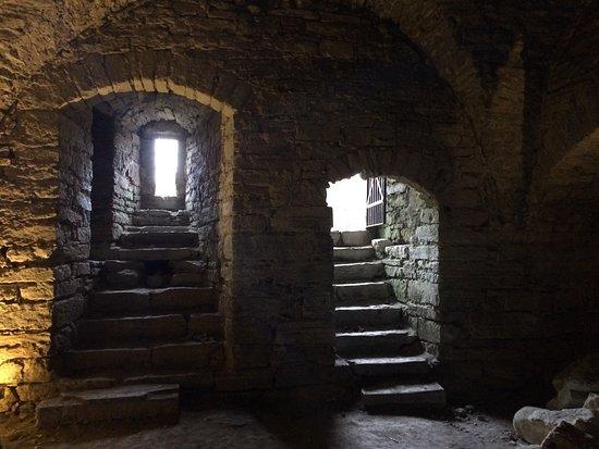 Ruins of Maasi Fort-Castle