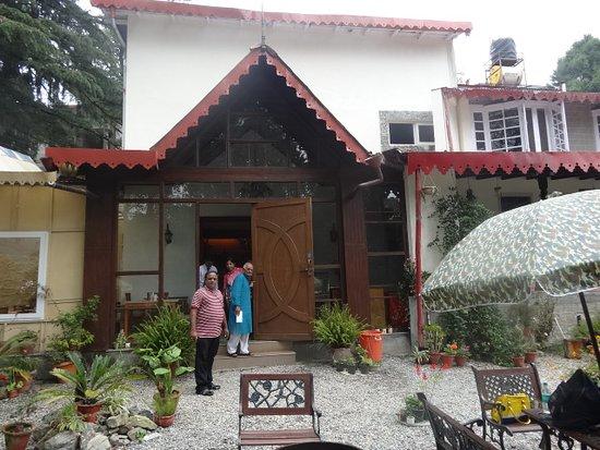 Swiss Cottage Foto