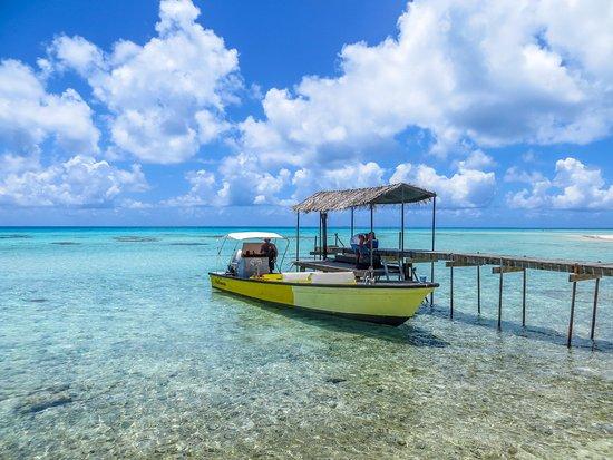 Tuherahera, Polinésia Francesa: Schiffte