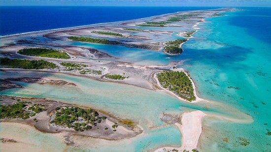 Tuherahera, Polinésia Francesa: Lagune