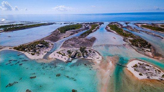 Tuherahera, Polinésia Francesa: Drohnenflug mit Lodge