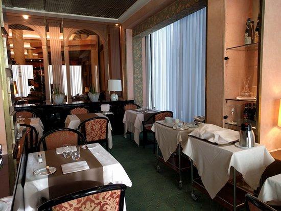 Brunelleschi Hotel: Restaurant