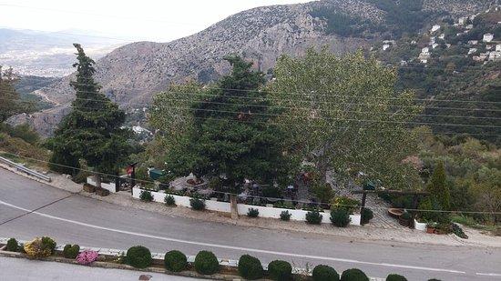 Makrinitsa, Yunanistan: מבט מול