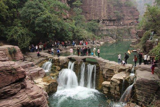 Jiaozuo, China: Beautiful scenery