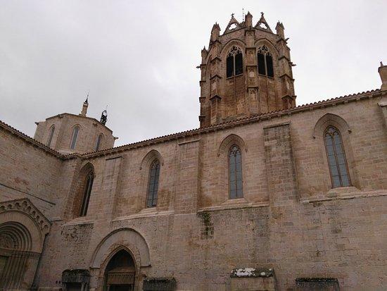Vallbona De Les Monges, Spagna: Exterior monasterio