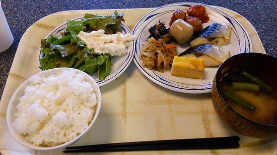 Toride, Japonia: 朝食