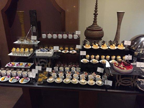 Elements: Desserts