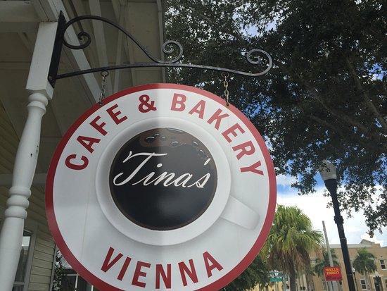 Tina S Cafe And Bakery Vienna Menu