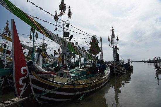 Ikan Muncar Harbour