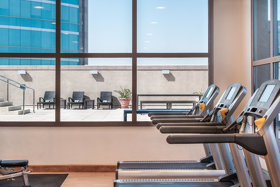 InterContinental Al Khobar: Fitness Centre