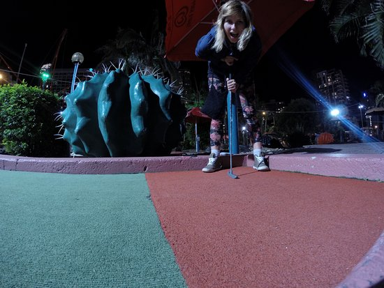 ‪King Tutt's Putt Putt Mini Golf‬