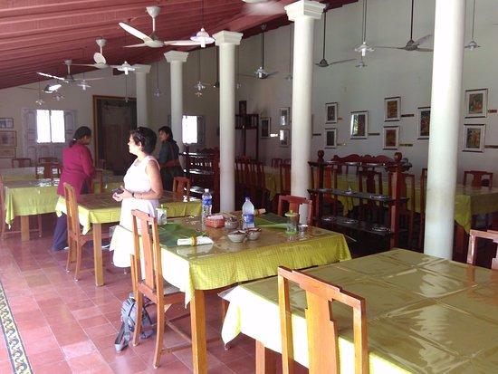 The Bangala: Dining Area