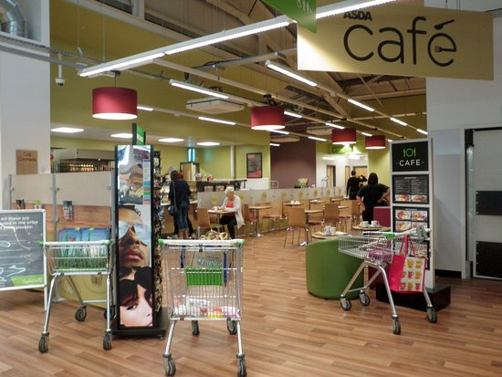 Asda Cafe Chester Greyhound Rd Restaurant Reviews
