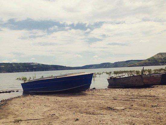 Kamianets-Podilskyi, Ucrania: Отличные места для отдыха на воде