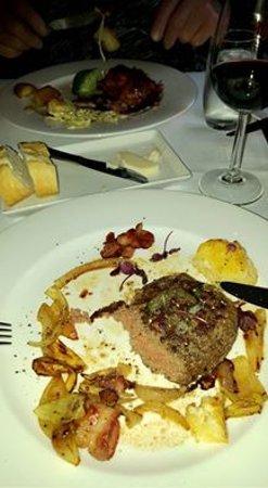 Ruyghe Venne: diner voor twee