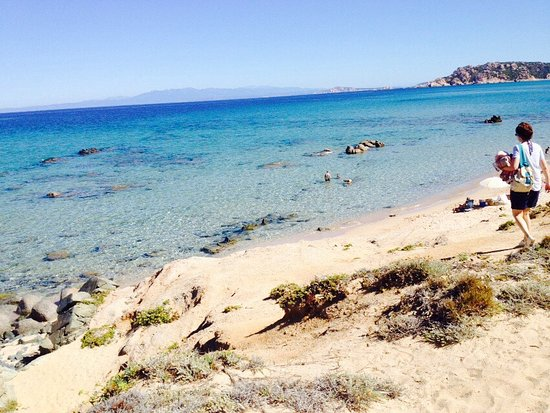 Agriturismo Lu Colbu: La spiaggia nelle vicinanze