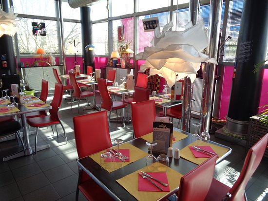 Tourcoing, Francia: Ambiance cosy. Cuisine maison