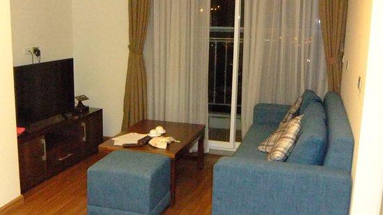 Poonsa Apartment
