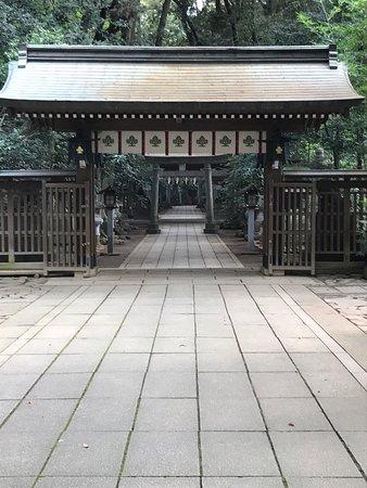 神社 流山 諏訪