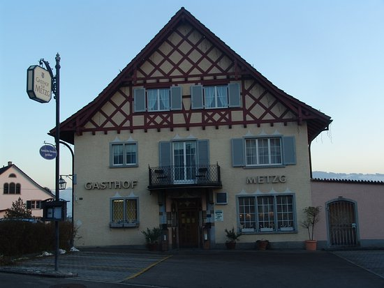 Foto de Hotel Gasthof Metzg