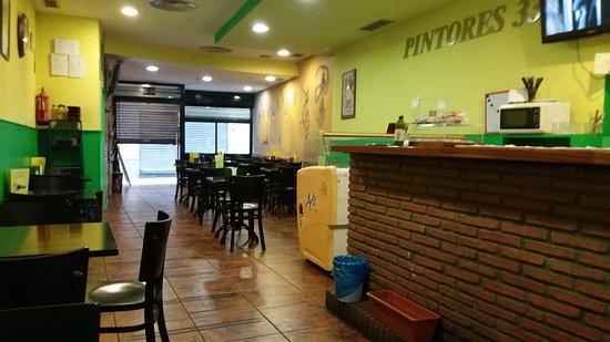 Restaurante restaurante pintores 33 en c ceres con cocina - Pintores en caceres ...