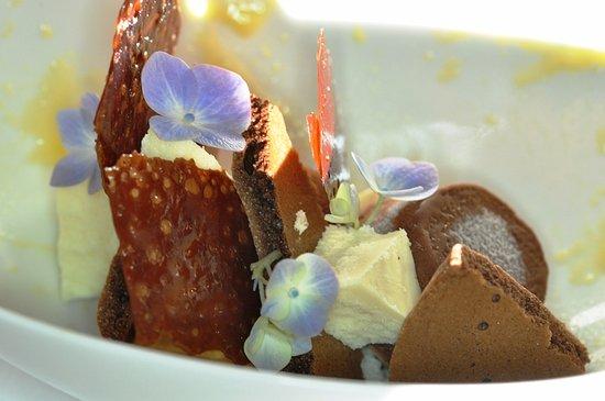 The Killarney Park Hotel: Dessert
