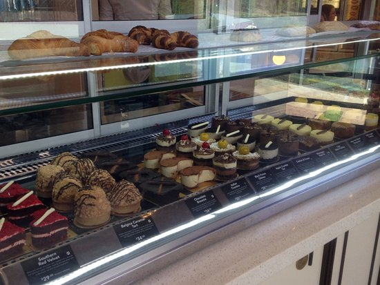 เซนตูเรียน, แอฟริกาใต้: desserts