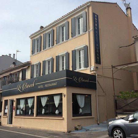 Le barock hotel saint mandrier sur mer france voir for Restaurant st mandrier