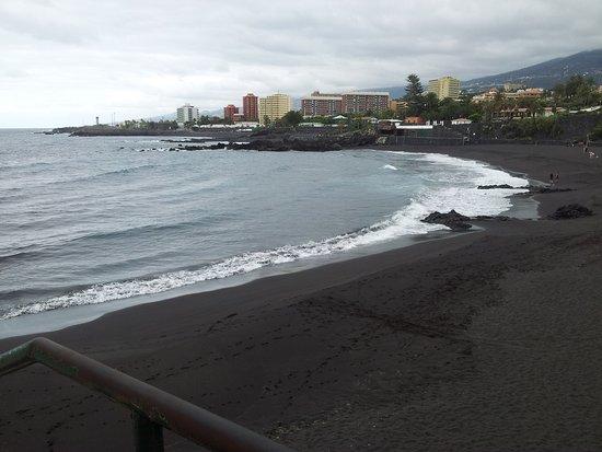 Playa Jardín: la mejor del Puerto.