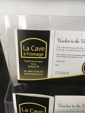 Photo of French Restaurant La Cave A Fromage at 23-24 Cromwell Place, London SW7 2LD, United Kingdom