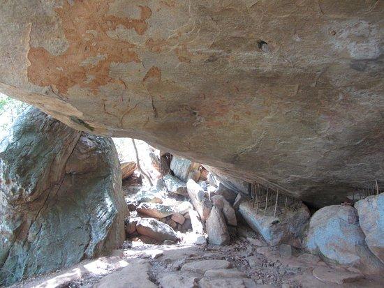 Central Province, Sri Lanka: le caverne nella roccia