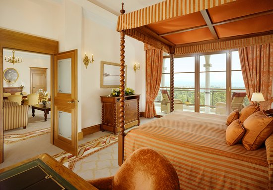 Castillo Hotel Son Vida, a Luxury Collection Hotel: Royal Suite Bedroom