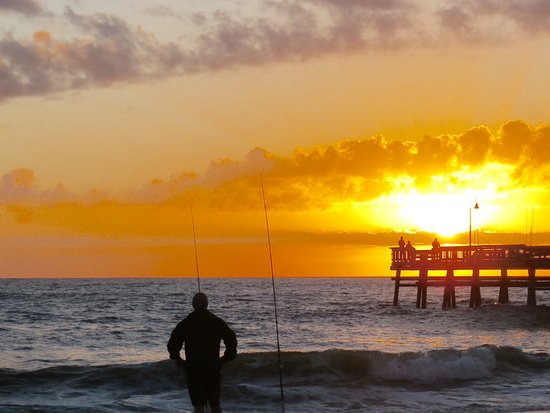 Fishermen picture of sandbridge little island fishing for Fishing virginia beach