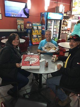 Bedford, Canada: few tables but good food