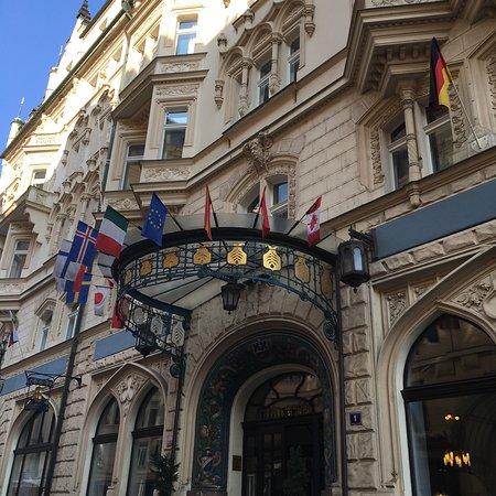 Picture of hotel paris prague prague for Best hotel location in prague