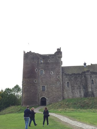 Geek's Guide to Scotland: Dune castle