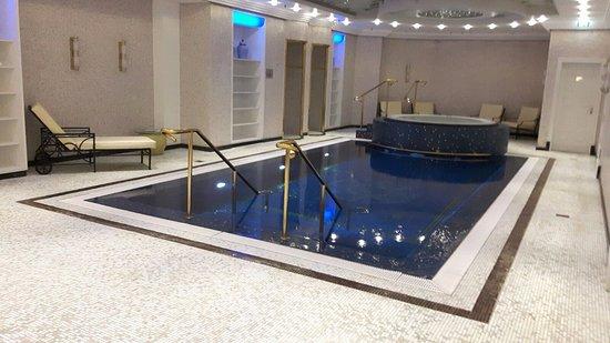 The Ritz-Carlton, Berlin: Wellnessbereich