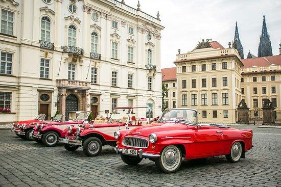 History Car Prague