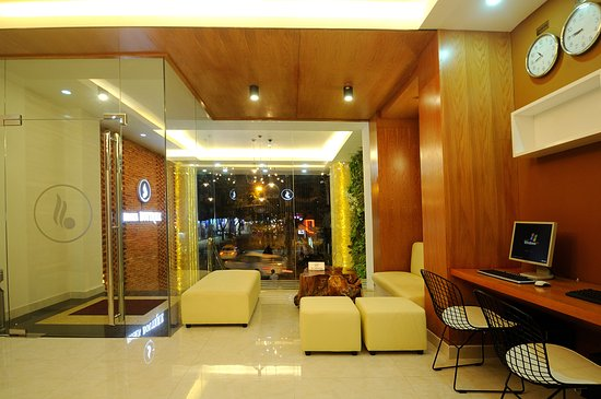 HoSen Boutique Hotel : LOBBY