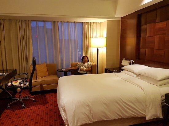 suasana kamar hotel marriot beijing great wall picture of beijing
