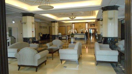 La Sapinette Hotel Dalat: Foyer