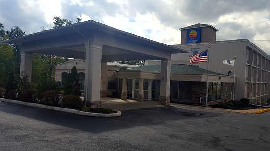 Comfort Inn-Pocono Mountain: Comfort Inn Pocono Mountain