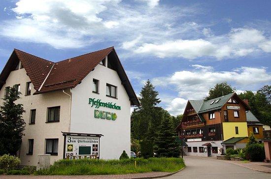 Brotterode, Deutschland: Pension&Gasthaus Pfefferstübchen