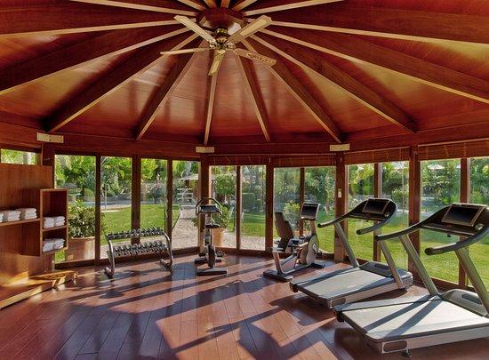 Sheraton Mallorca Arabella Golf Hotel: Fitness Center