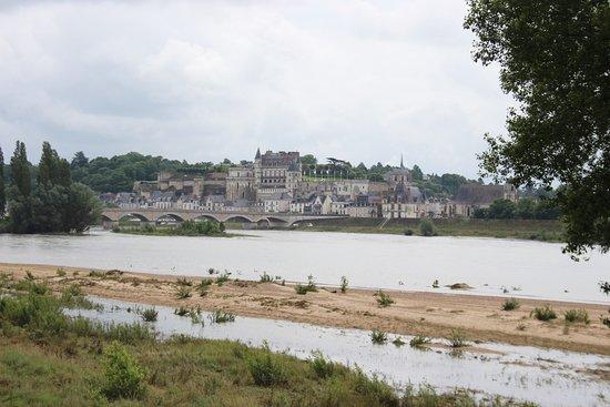 Centre, Frankreich: Ville de Chaumont sur Loire